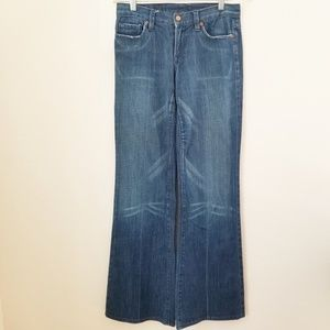 Vintage Landlubbers 70s Flare Jeans